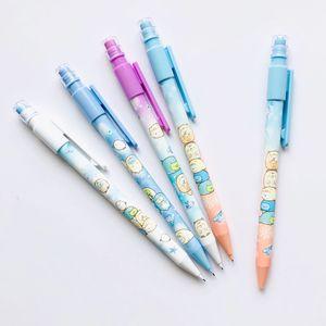 Image 4 - 40 pcs/lot Sumikko Gurashi Mechanical Pencil Cute 0.5mm Automatic Pen stationery gift School Office Supplies