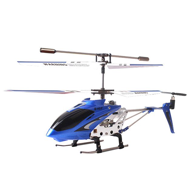 Syma S107g Rc Helicopter 3.5ch Alloy Copter Quadcopter Built-in Gyro Helicopter Aircraft Flashing Light Toys Gift For Children 3