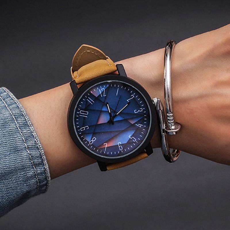 Women Watches Fashion Ladies Quartz Leather Wristwatches Sport Wrist Watch Clock Large Dial Female Hours Grils Creative