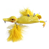 125mm 30g Duck Fishing Lure Top Water Whopper Poppers Wobblers ABS Plastic Artificial Bait with Plopping and Splashing Feet