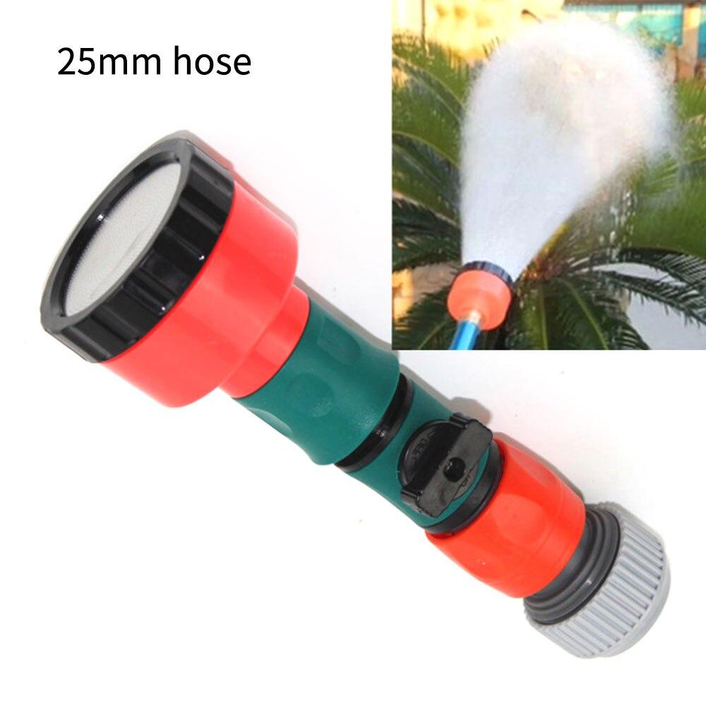 Gewächshaus Sämlinge Dusche Rasen Bewässerung Schlauch Hand Sprinkler Gerade Düse Spray Kopf Garten Mit Schalter Wasser Pistole Hause