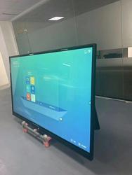 43 55 65 inch wand montiert touchscreen diy pc computer