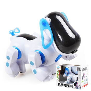 Lnteractive Smart Robot Dog Child Toy Smart Light Dancing Robot Dog Toy Electronic Pet Child Birthday Gift Toys For Children electronic toys sound light walking robot dog robot toy educational toys for children musical lol electronic pet dog