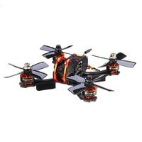 Nuevo Tyro79 140mm de 3 pulgadas versión DIY para Dron de carreras con visión en primera persona Quadcopter RC Multirotor F4 OSD 20A BLHeli_S 40CH 200mW 700TVL RC Juguetes