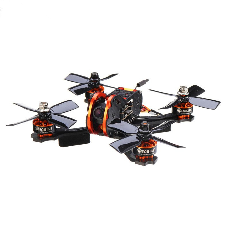 New Tyro79 140mm 3 Inch DIY Version For FPV Racing Drone RC Quadcopter Multirotor F4 OSD 20A BLHeli_S 40CH 200mW 700TVL RC Toys image