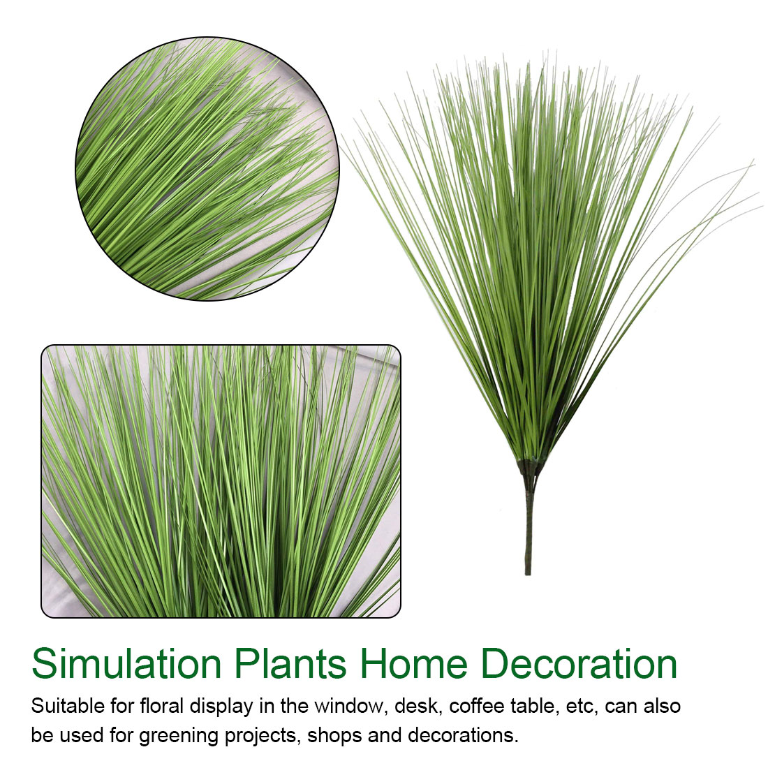 Party  Scrapbook Ornament Fake Pine Grass Artificial Flower Simulation Plant