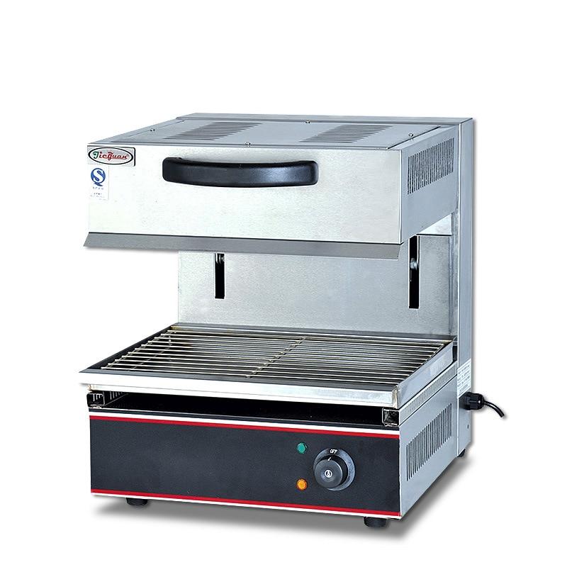 EB-600 Surface de levage cuisinière bureau Commercial four à feu de style occidental four électrique gril de levage