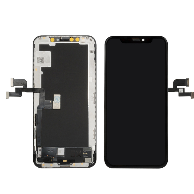 Tianma Incell LCD Screen for iPhone XS Display Digitizer Assembly 100% Working No Dead Pixel Grade AAA+++ TFT Replacement Parts