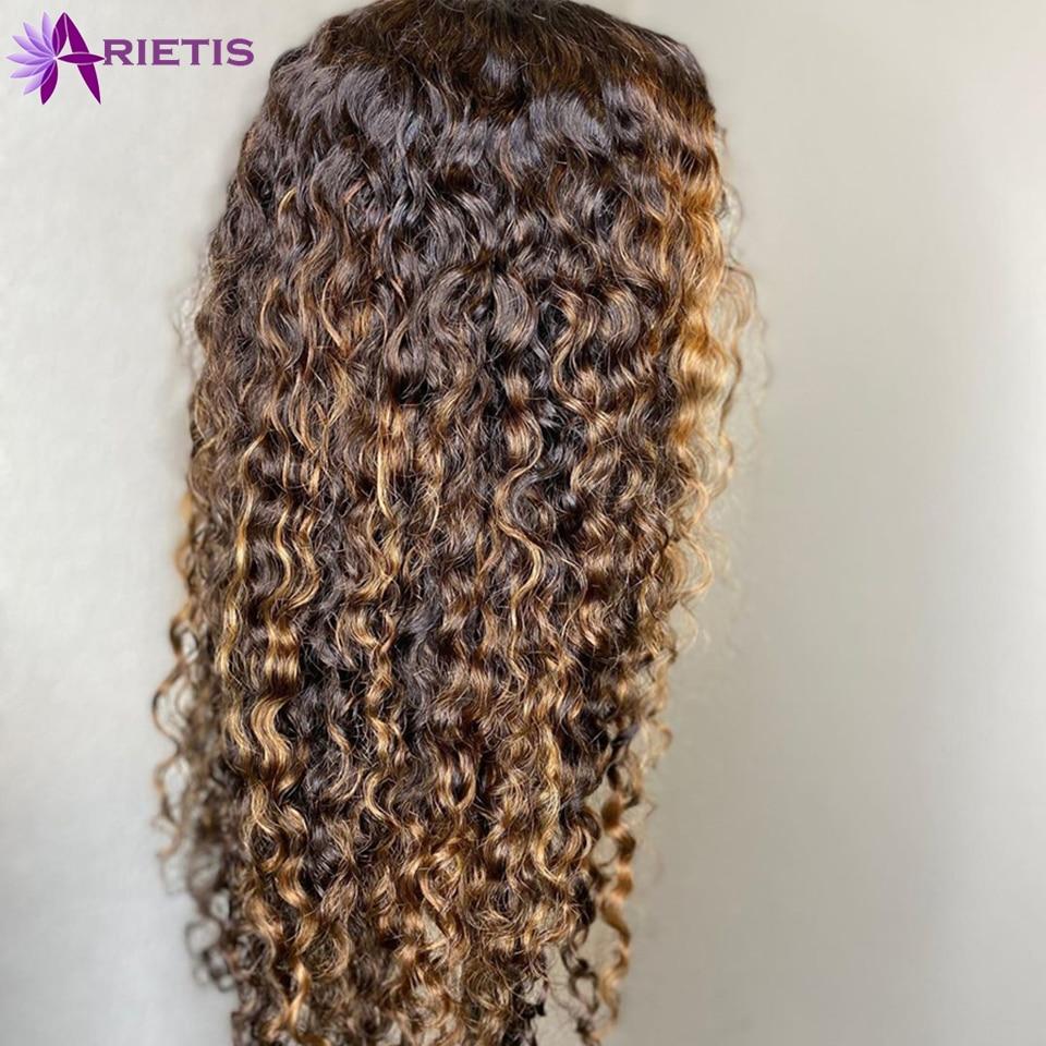 cabelo humano parte do laço peruca brasileira