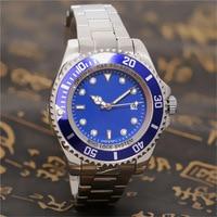 Top Brand Mewah Hitam Biru Emas Kuarsa Pria Wanita Pria Olahraga Laut Yacht Datejust Master Watch Pria Jam Tangan Jam Tangan