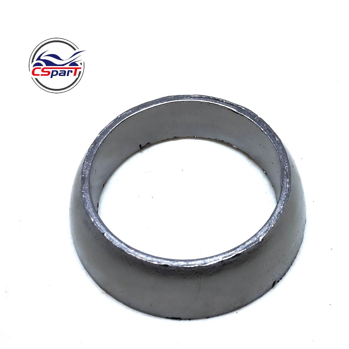 Exhaust Gasket Donut Seal For Polaris Ranger Sportsman 400 500 5256385 5243518 5242571