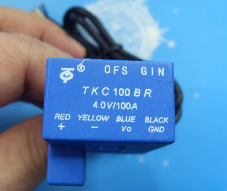 Free Shipping     Holzer Sensor TKC100BR/100A Welding Current Sensor Welding Machine Accessories Current Transformer