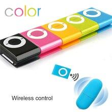 Wireless Vibrator Mini Butt Plug Remote Control MP3 Sex Toys For Adults Female Vagina Dildo