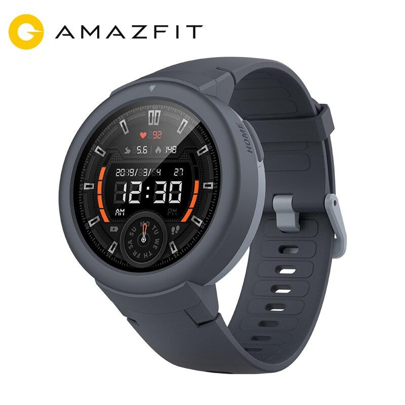 Global Version Huami AMAZFIT Verge Lite Smart Watch Men women GPS+GLONASS IP68 Waterproof Multi-Sports Smartwatch Health Tracker
