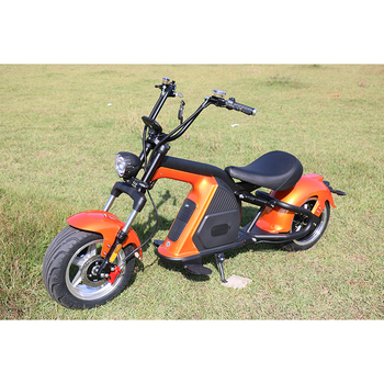 European Warehouse New Model Electric scooter 2000W fat Wheel Citycoco M8 Adult Motorcycle Chopper 2