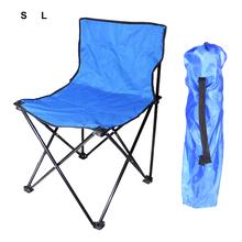 HooRu Backrest Lounge Chair Finishing Beach Portable Folding Chair Outdoor Camping Hiking Backpacking Lightweight Garden Chairs cheap Plastic L 36 5x36 5x58cm 14 3x14 3x22 8 S 29x29x45cm 11 4x11 4x17 7 Beach Chair H031 Outdoor Furniture Modern Blue L 1 05kg 2 31 lbs S 0 85kg 1 87 lb