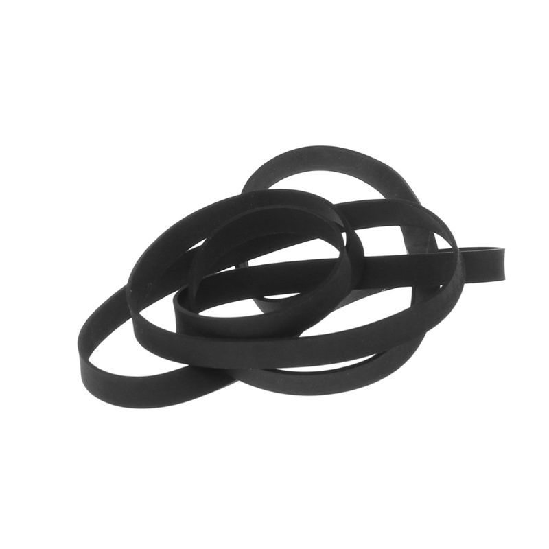 5mm 4mm Drive Belt Rubber Turntable Transmission Strap Replacement Accessories Phono Tape