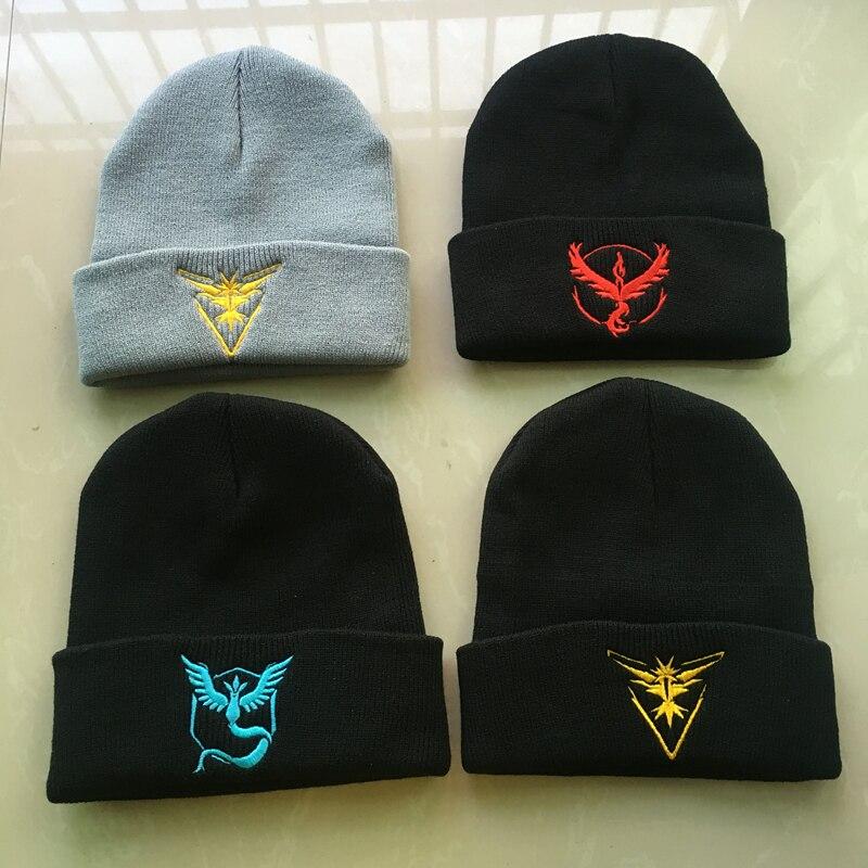 font-b-pokemon-b-font-go-hat-cosplay-team-mystic-team-valor-team-instinct-embroidered-hat-knitted-hat