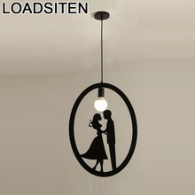 Eetkamer Deco Cuisine Industrial Decor Lampara De Techo Colgante Moderna Suspendu Luminaria Suspension Luminaire Hanging Lamp