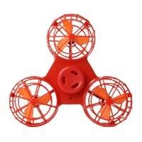 Летающий Спиннер воздушные поделки Летающий палец Топы аутизм, тревожность снятие стресса игрушки отличный Забавный подарок игрушки