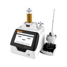 Dispositivo automático de valoración de laboratorio, dispositivo potenciómetro de agua T860 0,00ph-14,00ph 0-200mv