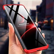 360 Full Protection Phone Case For Samsung Galaxy A80 Shockproof Untra Thin Matte Hard PC Back Cover Coque Fundas