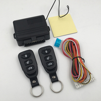 New Car Remote Central Door Lock Keyless System Remote Control Car Alarm Systems Central Locking withAuto Remote Kit NQ-289A-HY3