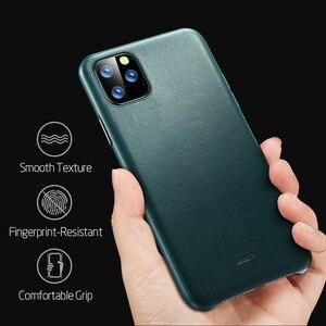 Image 3 - Чехол ESR для iPhone 11 Pro Max, чехол из натуральной кожи для iPhone 12 mini 12Pro Max, роскошная задняя крышка для iPhone 11 12 11Pro Max