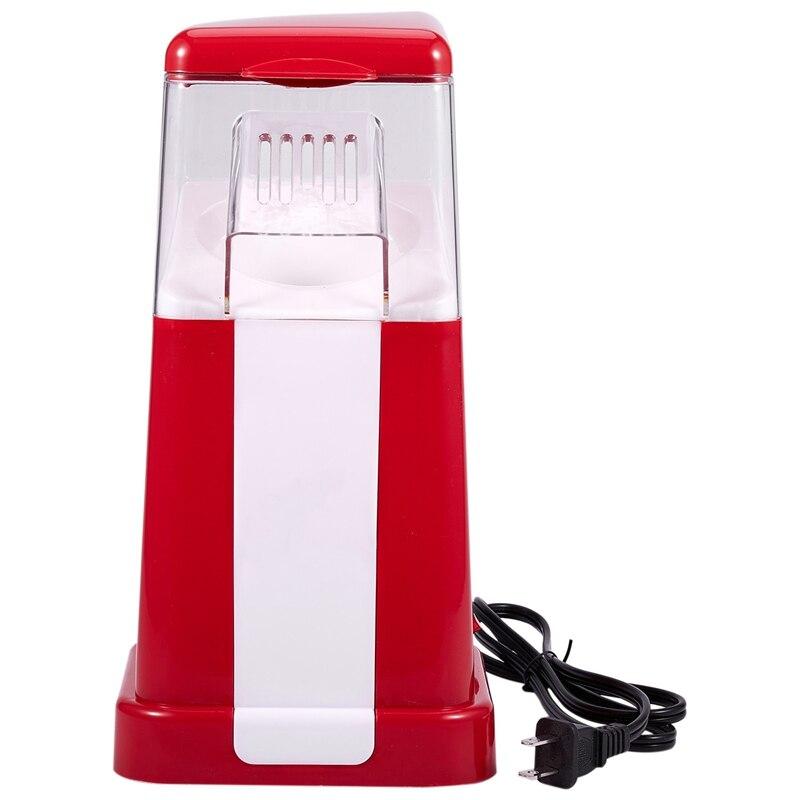 SANQ 220V Useful Vintage Retro Electric Popcorn Popper Machine Home Party Tool