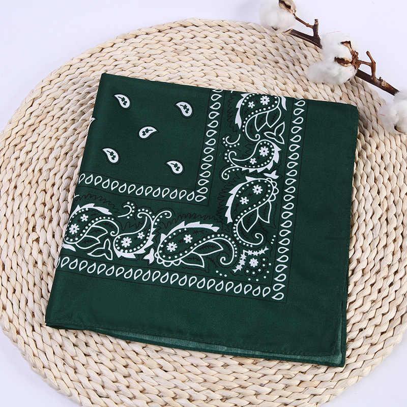 1Pc Nieuwste Katoen Linnen Hip-Hop Bandana Voor Man Vrouwelijke Hoofd Sjaal Sjaals Polsband Vintage Pocket Handdoek Hot selling