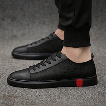 Men Shoes Genuine Leather Casual Shoes Plus Size 37-47 Sports Fashion Loafers Male Shoes Mens Running Shoess Neakers Flat Shoes