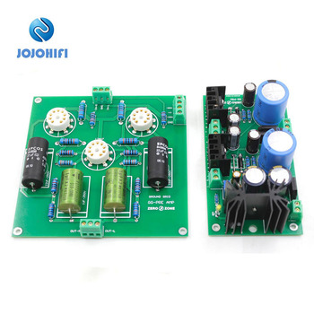 цена на Ground Grid GG gg Power Supply Board + 12AU7 Tube Preamplifier PRE Board (Power Supply Board + Bile Preamp Board)