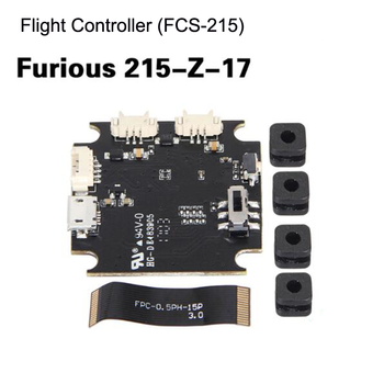 1Set Flight Controller Aerial Module For Walkera Furious 215-Z-17 (FCS-215) RC Drone Racing Quadcopter Spare Relacement Parts