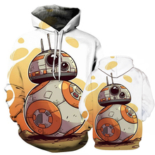 Star Wars hoodies Print Hoodies 3D Cool Design Men Sweatshir