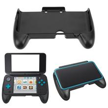 Console Gamepad HandGrip Stand Joypad Bracket Holder Hand Grip Protective Support Case for Nintend NEW 2DS LL 2DS XL hand grip protective support case for nintendo new 2ds ll 2ds xl console gamepad handgrip stand 10pcs screen touch stylus pen