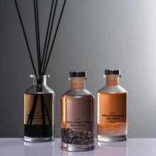 100ml Aromatherapy Reed Oil Diffusers Set Indoor Toilet Deodorant Scented Oil For Home Bedroom Decor Valentine