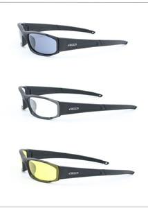 Image 2 - brand Original Polarized  Sunglasses Men UV400 4 Lenses Tactical Glasses  Army Goggles Ballistic Test Bullet Proof Eyewear