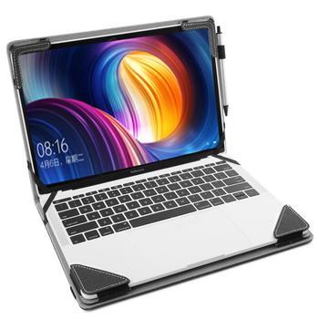 Para Lenovo 13,3 pulgadas notebook ThinkPad X395 X390 S2 2020 funda protectora de cuero
