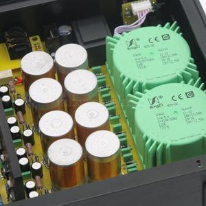 Image 5 - Recém listado e300mk2 amplificador de fone de ouvido de alta fidelidade desktop fone de ouvido amp com base no circuito electrocompaniet