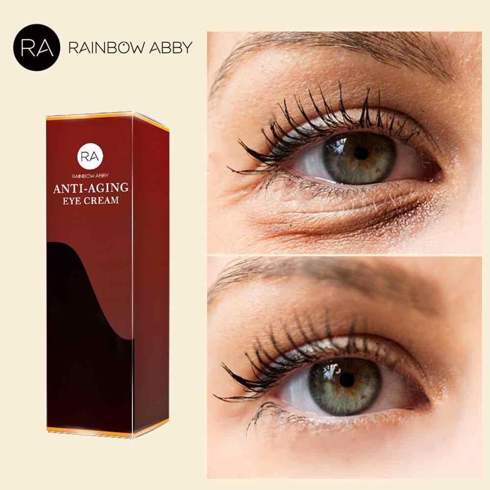 アイクリームペプチドコラーゲン血清抗シワ抗むくみやバッグに対する年齢リムーバーくまの目のケア