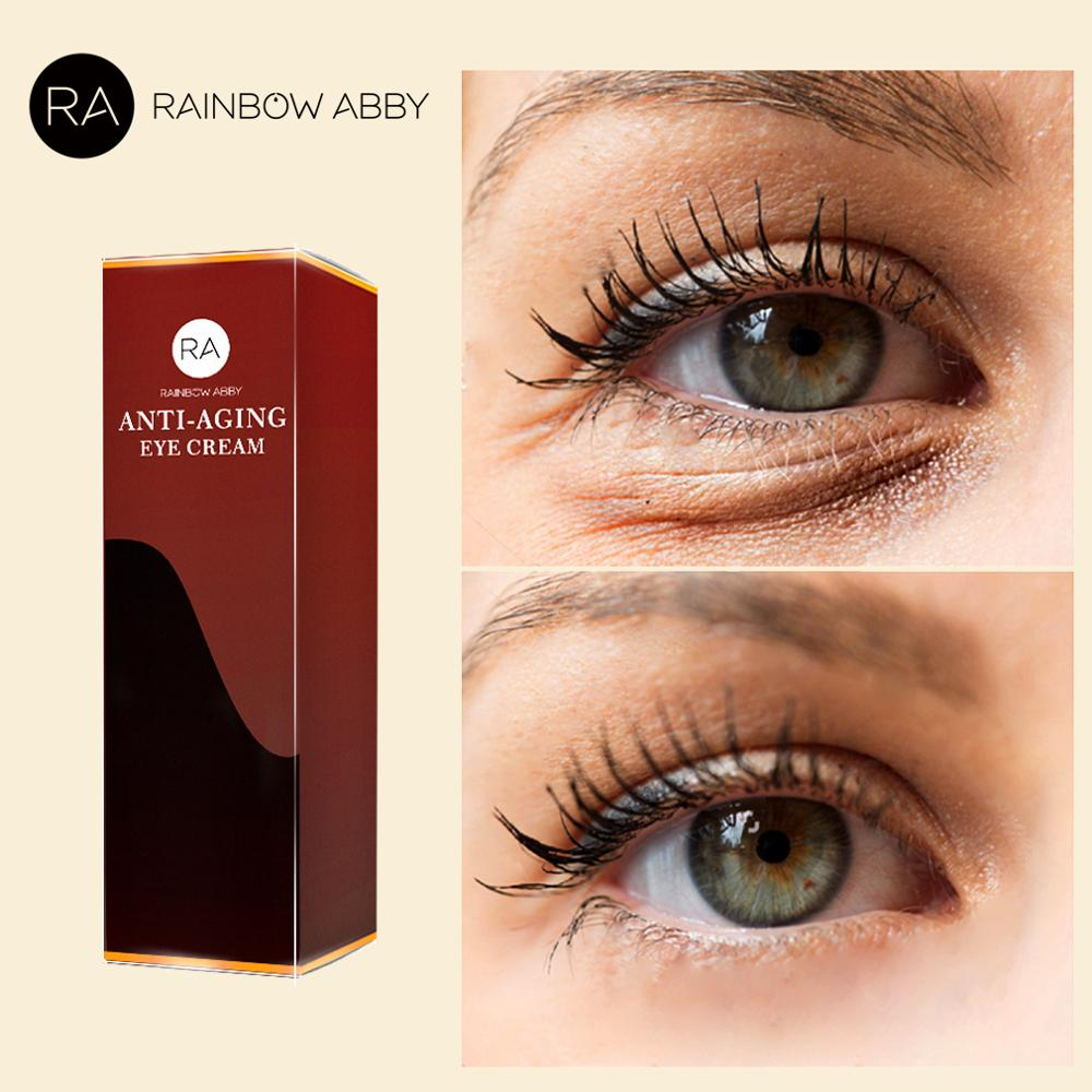 Eye Cream Peptide Collagen Serum Anti-Wrinkle Anti-Age Remover Dark Circles Eye Care Against Puffiness And Bags