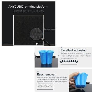 ANYCUBIC Mega-S 3D Printer Mega Upgrade Version 3D Printer Kit Full Metal TFT Touch Screen High Precision TPU printer impressora 2