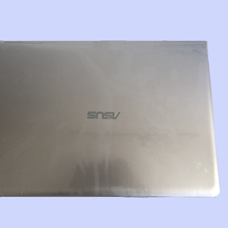95%NEW Original Laptop LCD Back Cover Top Cover For ASUS N580 N580V N580VD For TOUCH Screen Type