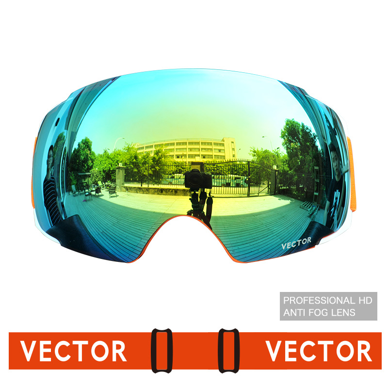 SAENSHING Unisex Winter Snow Skiing Goggles Men Women Double Layer Snow Goggles For Adult Outdoor Sports Eyewear Ski Glasses