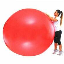 72 Polegada látex gigante balão redondo grande para o jogo engraçado palloncino gigante na treliça rt99