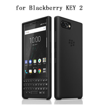 Funda trasera de silicona Original para Blackberry KEY 2 KEY2, funda protectora de Gel suave oficial para Blackberry KEYTWO