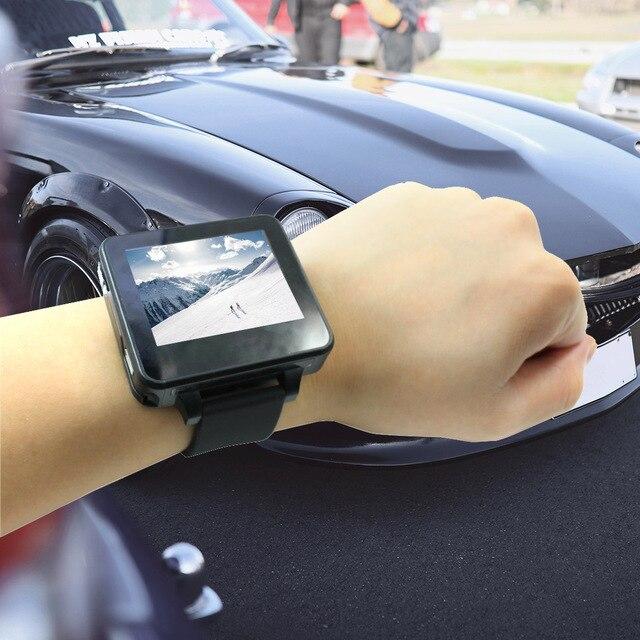 """Aktualizacji JMT 200RC FPV poręczny zegarek 2 """"wyświetlacz TFT LCD 5.8G 48CH Monitor bezprzewodowy odbiornik dla DIY aparat Drone FPV Quadcopter"""