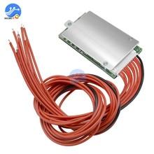 Литий-ионная батарея защита питания доска 10S 36V 15A BMS PCB PCM плата для электровелосипеда предотвращает перезарядку