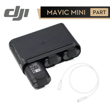 DJI Mavic MINI Two WAYชาร์จHUBสำหรับDJI Mavic MINIแบตเตอรี่สูงสุดชาร์จ 3 ก้อนในเวลาเดียวกัน 270 นาทีเวลา