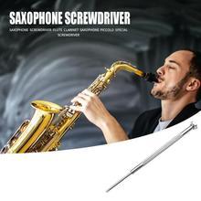 Trwałe narzędzie hak sprężynowy delikatny projekt Sax klarnet flet oboju hak sprężynowy narzędzie do naprawy akcesoria do instrumentów dętych drewnianych tanie tanio CN (pochodzenie) Spring Hook Tool
